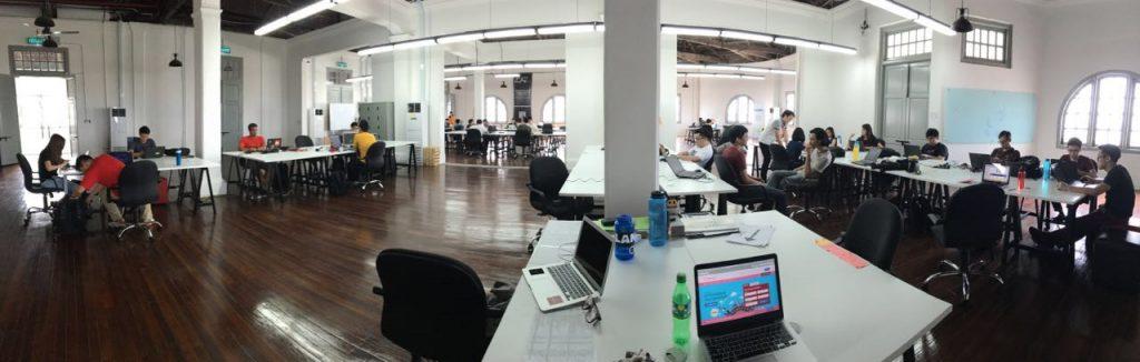 ACAT Penang Coworking Space