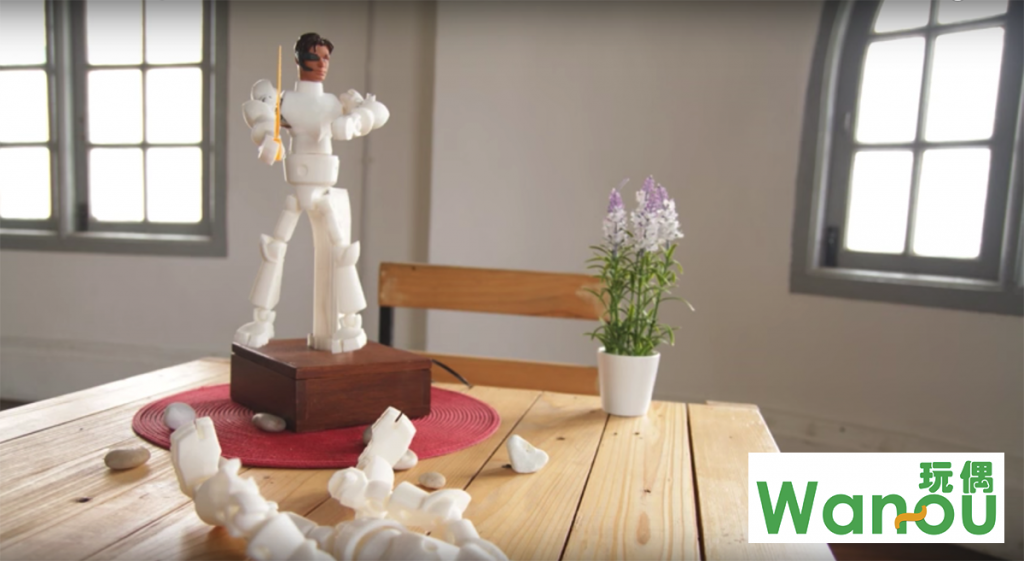 Startup Story: Wanou, Toys to Life with Robotics, AR, VR, IoT, and AI