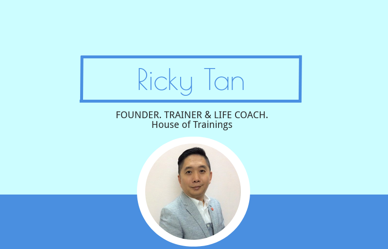 aCATor Story: Ricky Tan from House of Trainings
